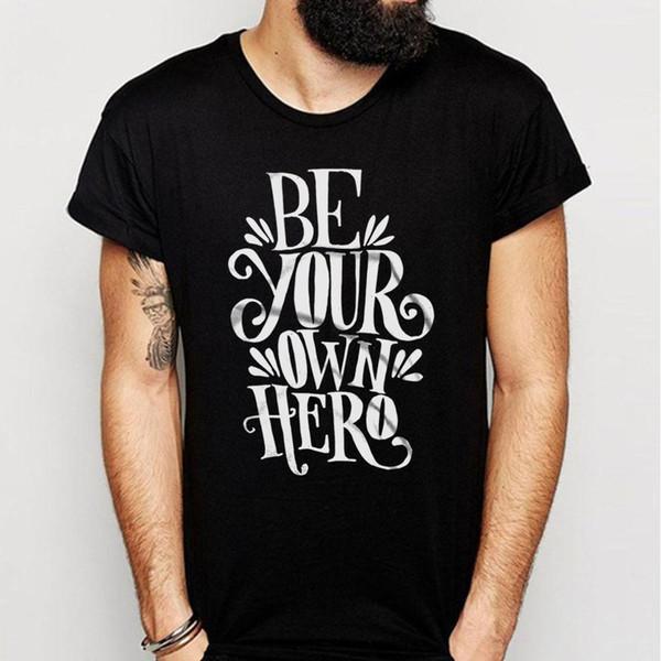 Soyez votre propre t-shirt pour homme Heroo
