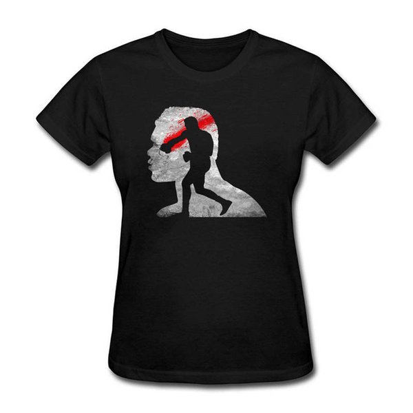 New Cotton T Shirt Women'S I Like Thinking About Crew Neck Comfort Soft Short Sleeve Shirt