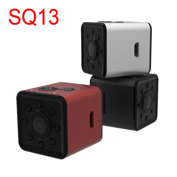 SQ13 Mini Cámara Wifi Full HD 1080P 155 Visión Nocturna Deporte Grabador DV Impermeable Mini Voz Video Cámara de Acción