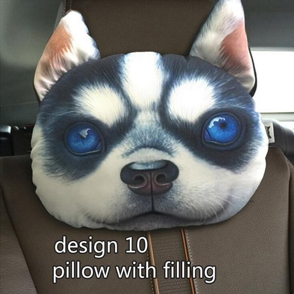 conception 10 oreiller avec remplissage