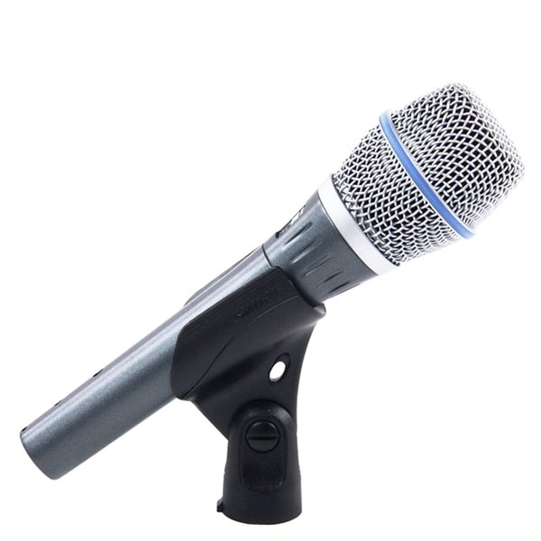 Beta87C XLR Wired Handheld Vocal Dynamic Karaoke Microphone For Beta 87C BETA87A BETA 87A BETA 87 Professional Microphone