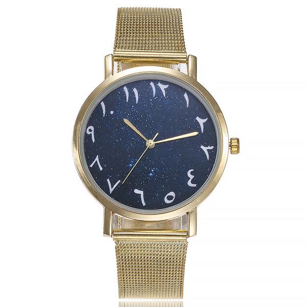 vansvar Casual Quartz Stainless Steel Newv Strap Watch Analog Wrist Watch Quartz-Watch Female Male 2018 Splendid Clock Drop Ship