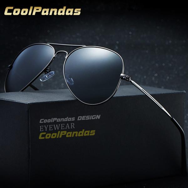 High Quality Pilot Sunglasses Men Polarized Aviation Women Sun glasses Mirror Goggle oculos de sol feminino lentes de sol mujer