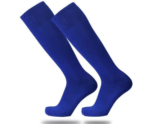 Sports socks men and women marathon riding outdoor sports non-slip sweat-absorbent breathable deodorant towel football high socks