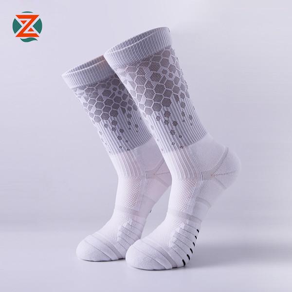 Elite High Quality Professional Basketball Socks Running fitness Soccer Sports Socks breathable cycling football elastic sock