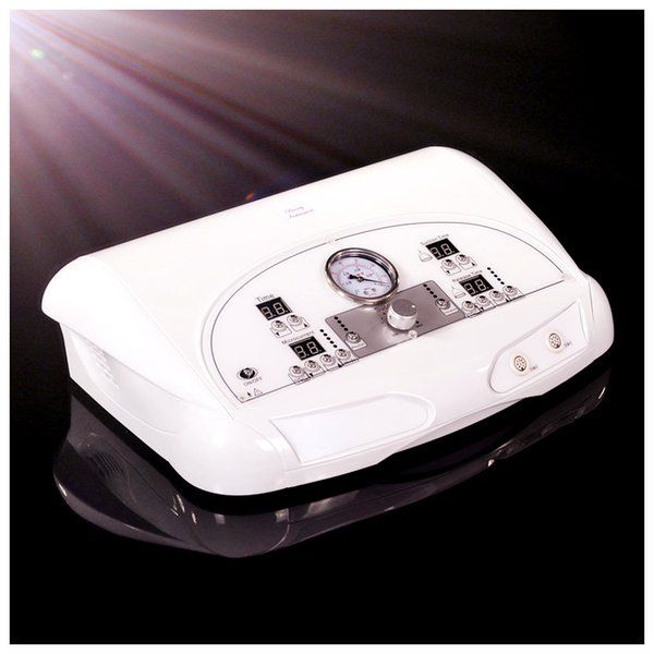 Photon Vibration Massage Therapy Ampliamento dell'aspirazione Pompa Lifting seno Enhancer Bust Cup Body Shaping Beauty Machine