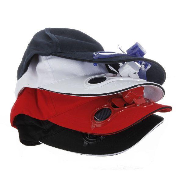 Sommer-Sport-im Freienhut-Kappe mit Solar-Sonnenenergie-kühlem Fan für Kinderbaby-neuen und heißen Verkauf
