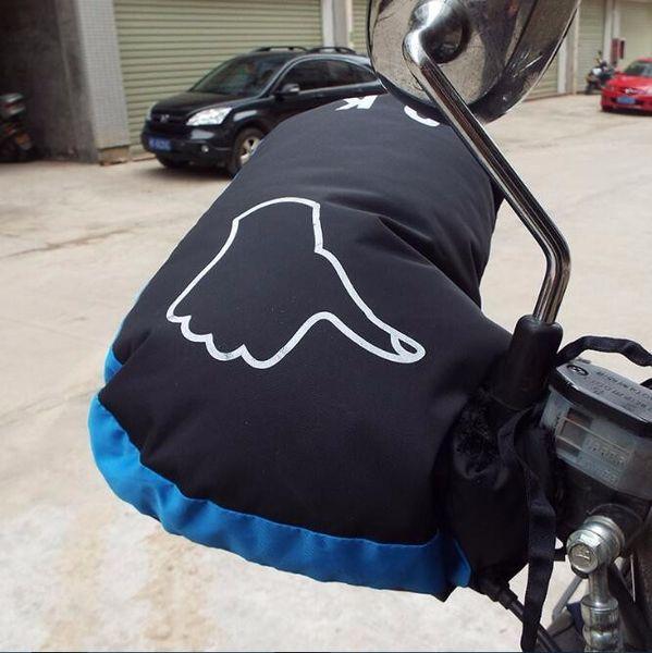 Guanti caldi di vendita guanti da donna inverno moto guanti moto impermeabile ispessimento caldo regalo di natale all'ingrosso