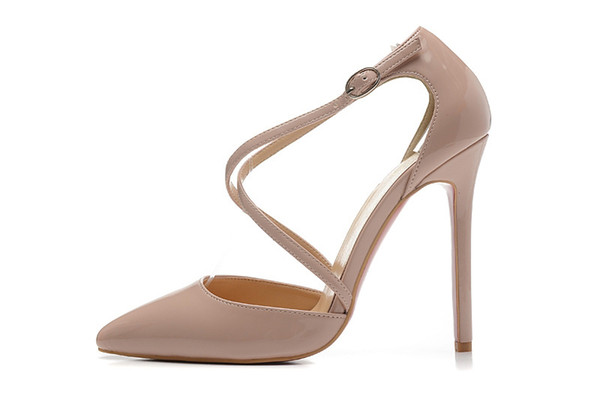 New arrive fashion sexy woman cingulate wedding shoes for women girls cute shoes high Quality size 35-41