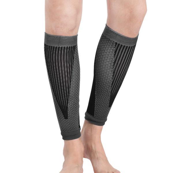 Sports Calf Support Compression Leg Sleeve Shin Guard Men Women Cycling Leg Warmers Running Football Basketball