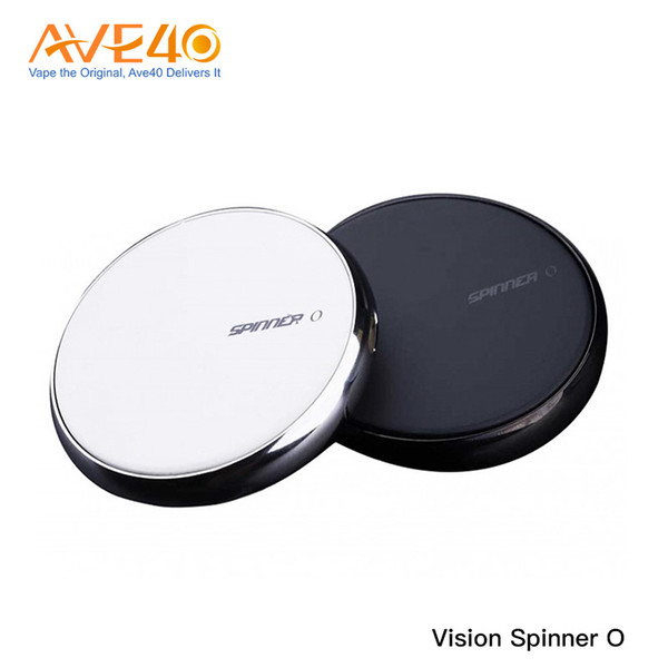 Vision Spinner O Pod Kit With 1.8ml Refillable Cartridge Built-in 370mah Battery Round-shaped Pod Kit 100% Original