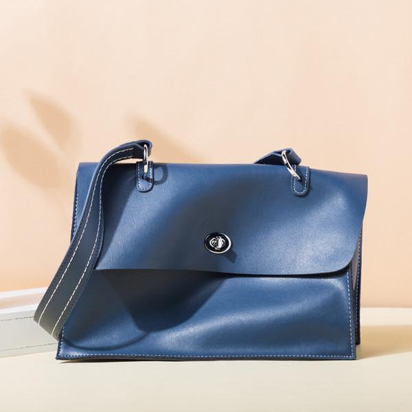 Luxury Handbags Brand Designer Women Fashion Shoulder Bags Real Cowhide Leather Crossbody Bags Female Briefcase Bag
