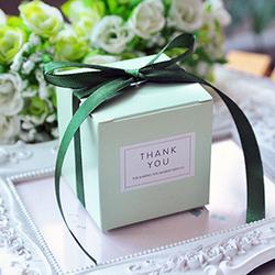 색상 : GreenGift 상자 크기 : 6x6x6cm