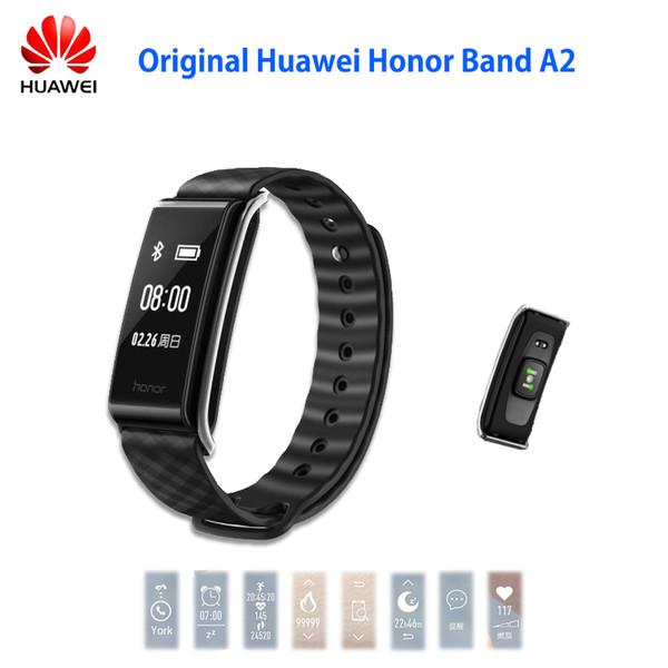 В наличии оригинала Huawei Honor A2 Смарт браслет 0,96