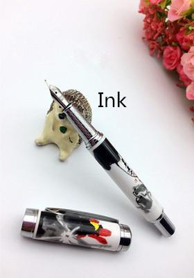 Splash ink