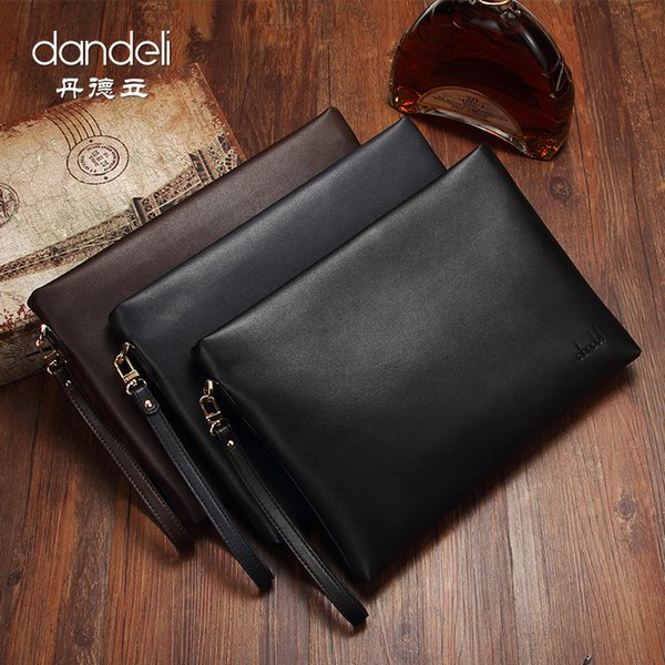 Dandeli Brand New Chegada Maleta dos homens Pasta Maleta Dos Homens Saco Grande Breve Caso 3 Cores Venda Quente