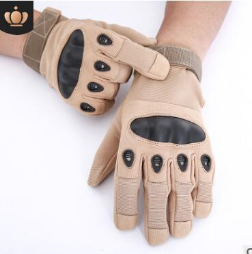 Gear Tactical Combat Army Gloves Men Winter Full Finger Paintball Bicycle Mittens Shell Protect Knuckles Military Gloves