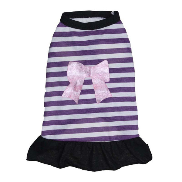 Pet Puppy Small Dog Dress Skirt Clothes Apparel Costume Cute XS S L M