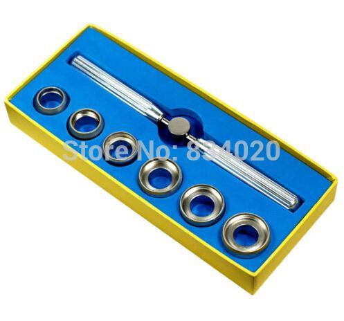 Herramienta de reloj con mango al por mayor-5537 - Reloj atrás Clave de retiro del abre-puertas para RLX (18.5MM-29.5MM)