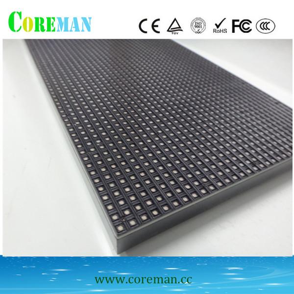 P4 ad alta qualità 32x64 pannello led indoor dot matrix modulo ad alta luminosità p4p2p3p5p6p7.62p8p10p12p14p16p10