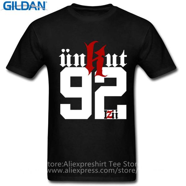 Camisetas divertidas Father Day Gift Unkut 92 O-Neck Men Short Comfort Soft Shirt