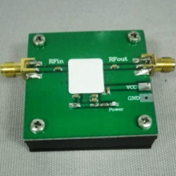 Freeshipping 890MHz-960MHz 4.0W 30dB LNA RF power amplifier Signal Receiver for FM HF VHF / UHF Ham Radio