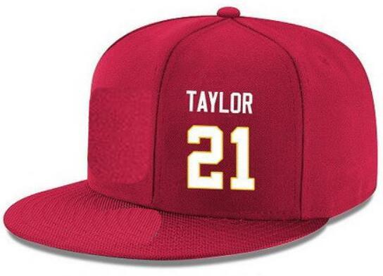 315bd87ba Snapback Hats Custom any Player Name Number  21 Taylor Redskins hat  Customized ALL Team caps