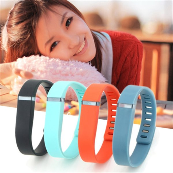 For Fitbit Flex Bracelet Replacement strap Sports TPU Bracelet Soft Strap Wrist Band Clasp stap replacement wristband