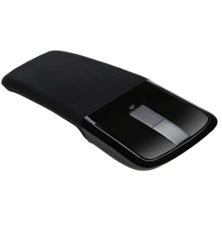 ECO HIPERDEAL Fashion Cool Mouse 2.4GHz Wireless Optical Arc Touch Mouse Mice With USB Receiver For PC Laptop May28
