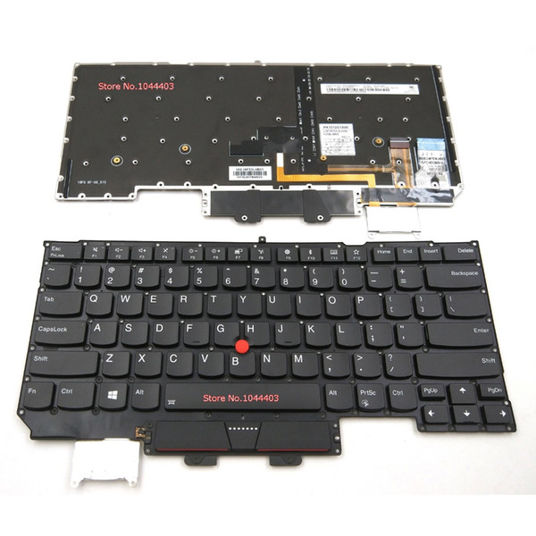 New For Lenovo Thinkpad X1 Carbon 5th Gen5 2017 Keyboard US Backlit 01ER623 YODBL