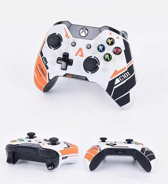 Wireless Game Controller Joysticks For Xbox One Classic Controller Gamepad For Xbox One PC Windows For Xbox Multi Styles Joystick with Box