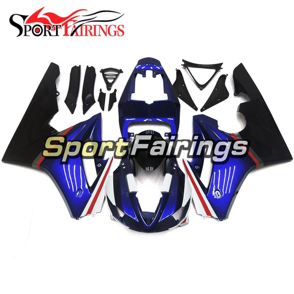 Fairings For Triumph Daytona 675 2009 - 2012 09 10 11 12 Plastics ABS Injection Fairings Motorcycle Fairing Kit Bodywork Hulls Blue Black