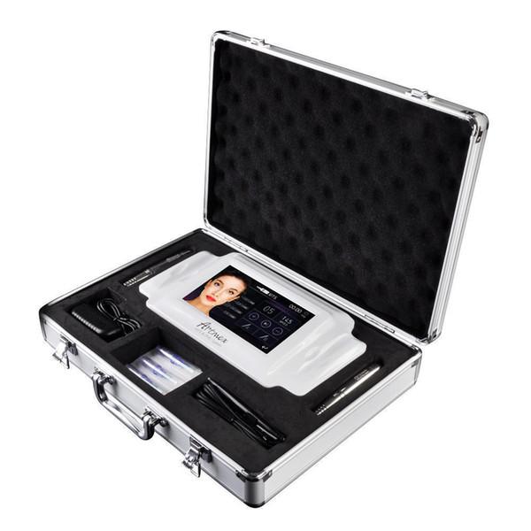 Artmex V8 Permanent Makeup Digital Eyebrow Lip Eyeline MTS / PMU Digital Professional Permanent Makeup Tattoo Machine Rotary Pen DHL