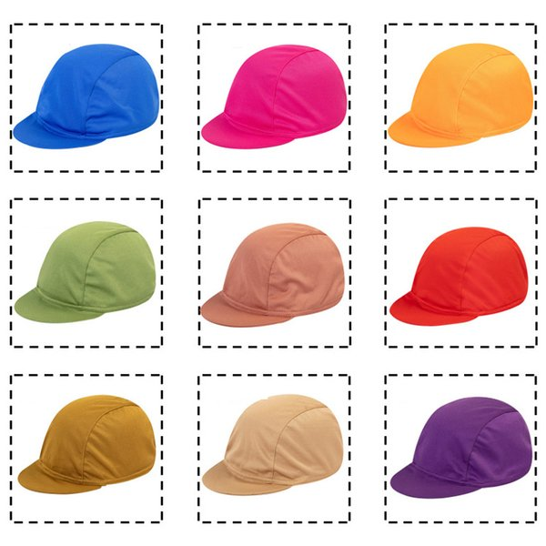 Outdoor Sports Solid Color Sun Protection Casual Visor Caps Cycling Helmets Pirate Hats Hiking Mountain Breathable Sun Hats