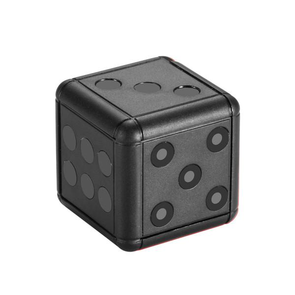 1080P HD Mini Dice Cameras Pocket Mini Camcorder Sport Mini DV Night Vision Camera Portable Micro Cameras Motion Activated Video Recorder