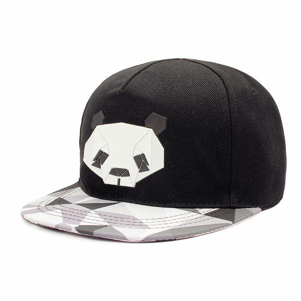 Outdoor Lovers Animal Baseball Cap Hip-hop Hat Male Ms. Cute Panda Zebra Penguin Sheep Rubber Hats Napback Flat-brimmed Men Hat