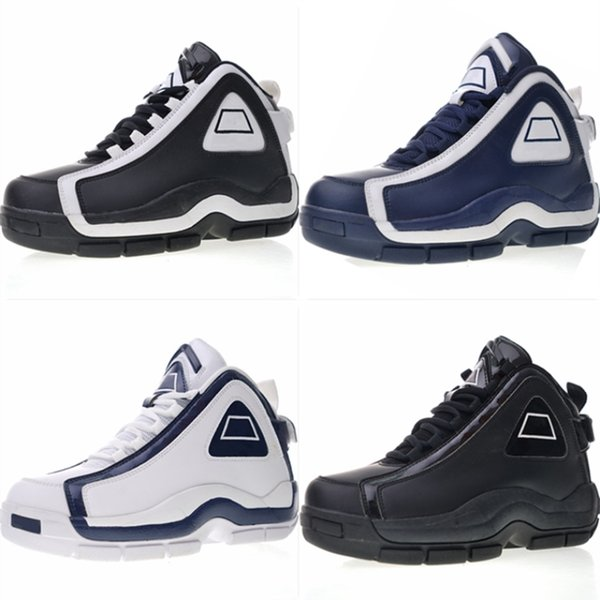 99793618f34 2018 New Genuine Leather Do The Old Casual Basketball Shoes Originals Fila  96 OG Grant Hill