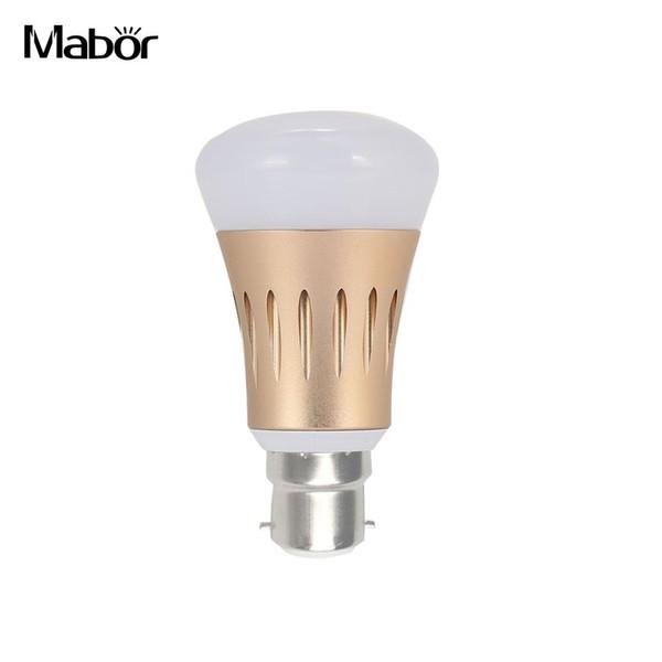 Dimmable Led Bluetooth Bulb Light Bulb Party Supply Wifi Control Rgbw E27 B22 Creative Multifunctional Ieee 802 11b G N 7w T5 Led Bulb 100 Watt