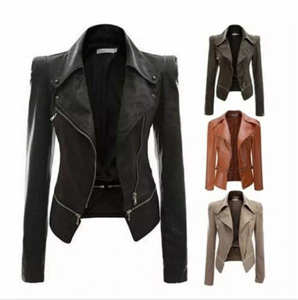 8cf294ed3 Slim Fit Women Leather Jacket Coupons, Promo Codes & Deals 2019 ...