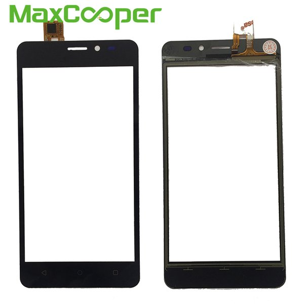 10 PZ / Lotto Top Quality Per HYUNDAI E500 Touch Screen Digitizer Frontale Touch Screen Glass Panel Sensor Parte di riparazione