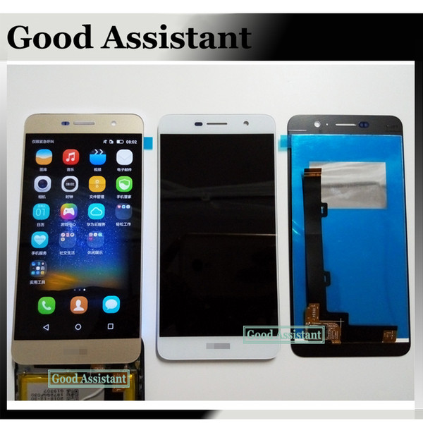 2019 100% Tested Black/White/Gold For Huawei Y6Pro TIT U02 Y6 Pro TIT AL00  / G Power LCD Display + Touch Screen Digitizer Assembly From Shuokai002,