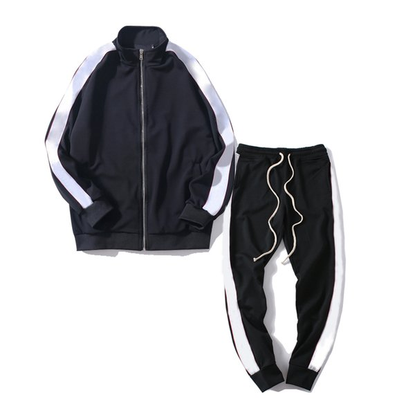 High Fashion Mens Designer Tracksuits Letter Printed Brand Jogger Sets Crewneck Jackets and Sweat Pants Luxury Sweatsuit