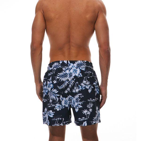 New Quick Dry Mens Swim Shorts Summer Mens Board Shorts Surf Swimwear Beach Short For Men Athletic Surfing Boardshorts