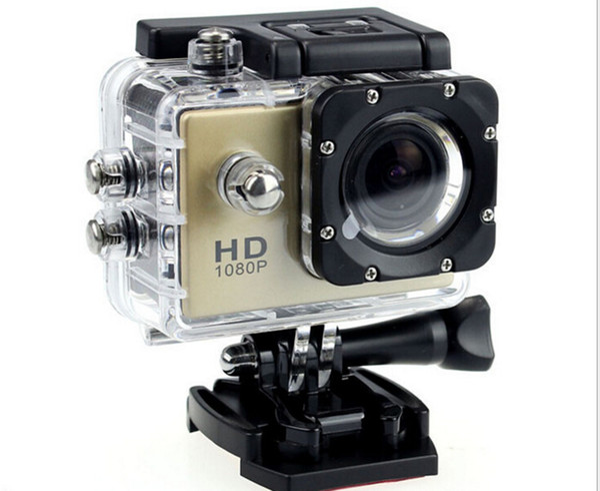 Yeni SJ4000 1080 P Kask Spor DVR DV Video Araba Kam Full HD DV Eylem Su Geçirmez Sualtı 30 M Kamera Kamera Renkli En Kaliteli