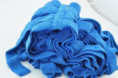 Wholesale-Microfiber Refill Strip microfiber kentucky mop head for cleaning floor