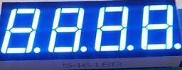 2 PZ x 0,56 pollici Blue Jade Green 4 Digital Tube 5461BB 5461AB 5461AGG 5461BGG LED Display Module