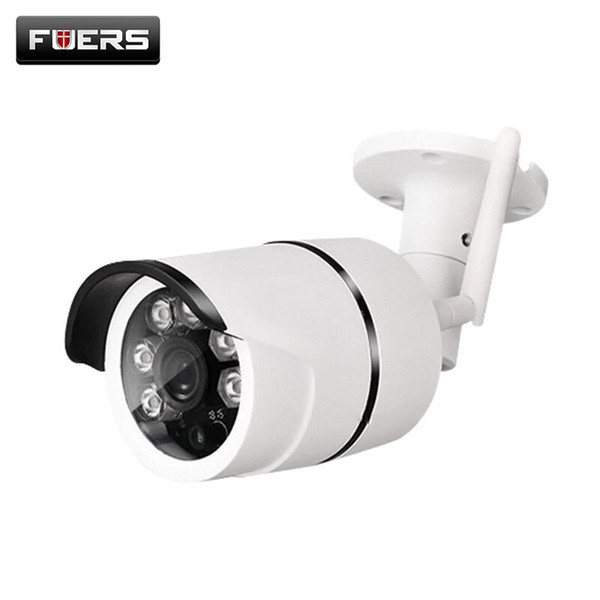 Fuers 720P Ip Camera Wireless Outdoor Home Security CCTV Camera Waterproof Night Vision Mini Camera With SD Card Slot IP 66 Cam