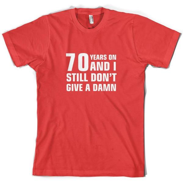 70 лет, а я до сих пор не подарю чертову футболку-70 - летие со дня рождения