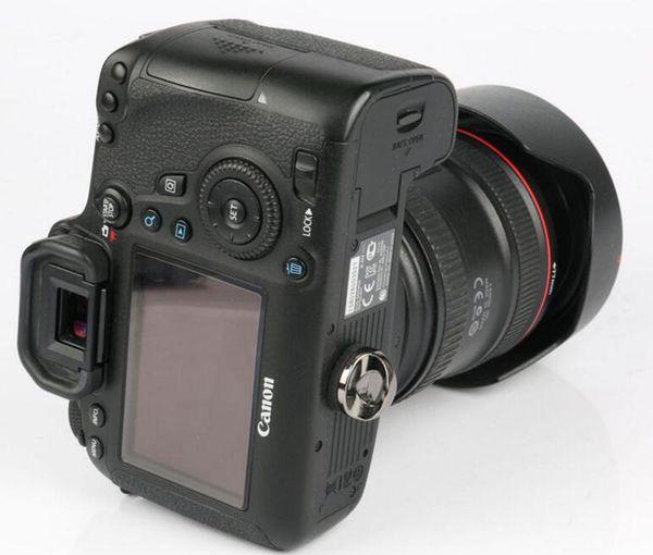 """SLR DSLR Camera 1/4"""" Screw Connecting Adapter For Neck Strap Belt Shoulder Sling Neck Strap Camera"""