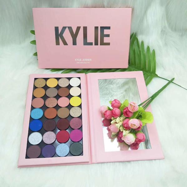 2018 KYLIE EMPTY LARGE PRO PALETTE Eye shadow kyliejenner make up pencil makeup lip gloss kilie lipstick glitter eyeshadow